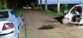 Automobiliste uit Zwolle gewond bij aanrijding in Hoogersmilde