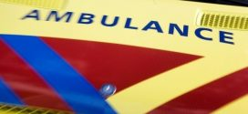 Fietser gewond na aanrijding met auto in Nieuw Heeten