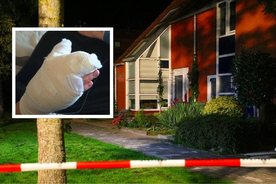 Vrouw zwaargewond door explosie bij voordeur van haar huis in Zwolle, wie weet wie de daders zijn?